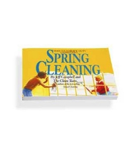 EBOOK  Jeff Campbell's Spring Cleaning EBOOK