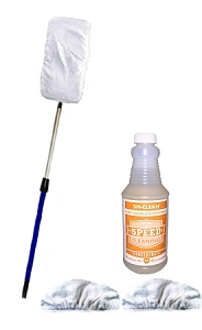 The Sh-Mop plus Sh-Clean Floor Cleaner. Save 30% on the Sh-Clean