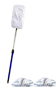 Sh-Mop (kit comes with 3 Terry Cloth Sh-Wipes)
