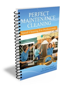 Speed Cleaning Employee Training Manual - PMC Book