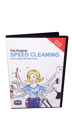 Speed Cleaning on DVD