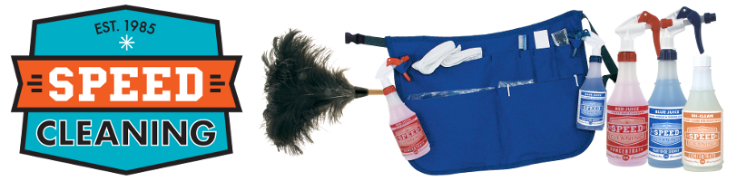 Speed Cleaning Products | Professional House Cleaning Supplies
