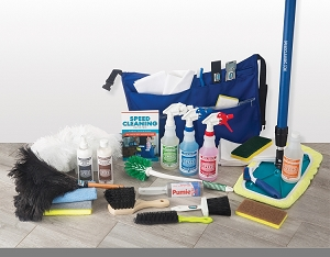 NEW Speed Cleaning™ Employee GRAB N GO Hiring Kit