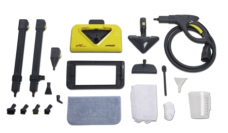 Vapamore Steam Cleaner The Clean Team Featuring Speed