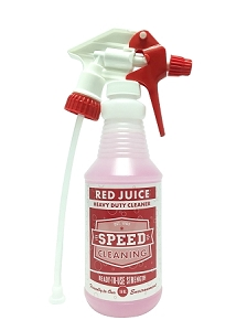 Speed Cleaning™ Red Juice Ready-To-Use Spray Bottle (16 oz.)