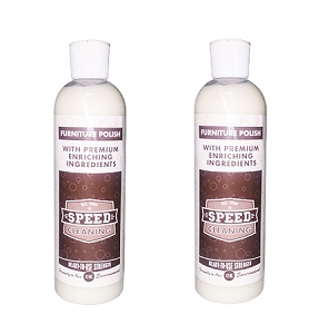 Speed Cleaning™ Premium Furniture Polish 12 oz. (2 Pack)