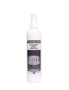 Speed Cleaning™ Stainless Steel Cleaner & Polish