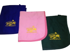 Custom Embroidery Charge for Apron - Business NAME & LOGO