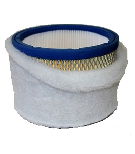 Big Vac HEPA Filter Sleeve