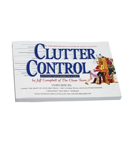 Jeff Campbell's Clutter Control eBook (pdf format)