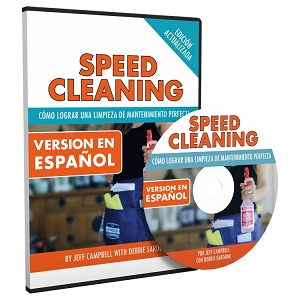Speed Cleaning™ SPANISH DVD