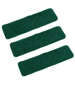 Microfiber Wet Mop Replacement Pads (3 Pack)