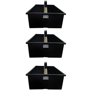 Speed Cleaning™ Tray (3 Pack) BLACK