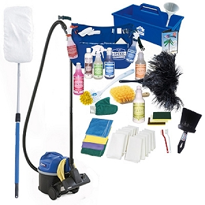 Speed Cleaning™ Deluxe Kit