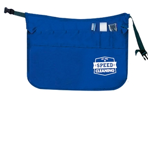 Speed Cleaning™ Apron (logo) with Tool  Kit - PLAIN apron available
