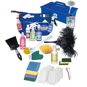 Speed Cleaning™ Total Home Care Kit