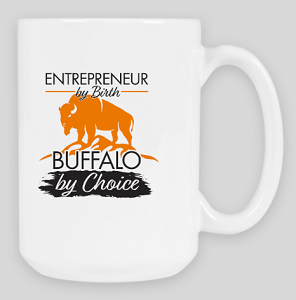 Mug - Entrepreneur By Birth