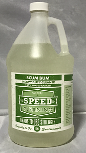 Speed Cleaning™ ONE PRO Gallon Scum Bum **For BEST shipping 4 Per Order (special box)