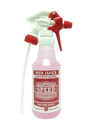 Speed Cleaning™ Red Juice Ready-To-Use (16-oz spray bottle)