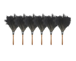 "Speed Cleaning™ 18"" Premium Ostrich Feather Duster (6 Pack)"