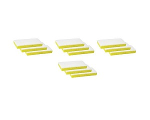 Speed Cleaning™ White Pad (12 Pack)