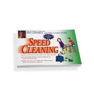 Speed Cleaning, Book By Jeff Campbell