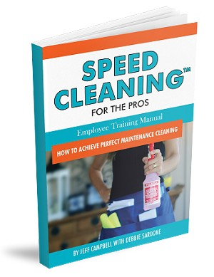 Speed Cleaning™ Employee Training Manual - PMC Book
