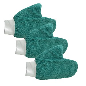 Speed Cleaning™ Microfiber Dusting Mitt (3 Pack)