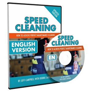 Speed Cleaning™ on DVD