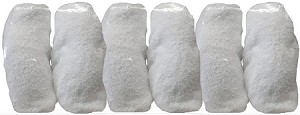 Terry Cloth Sh-Wipes for Sh-Mop (6 Pack)